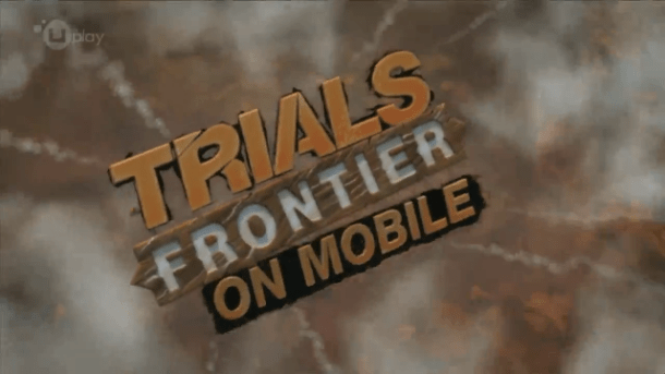 Trials Frontier on Mobile