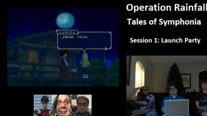Tales of Symphonia stream | Blue moon
