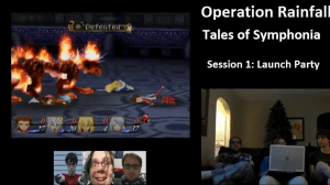 Tales of Symphonia stream | Annihilated