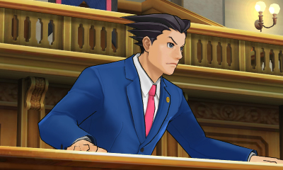 Ace Attorney: Dual Destinies | Media Create