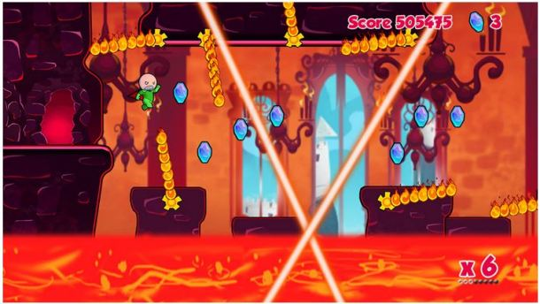 Cloudberry Kingdom Infinite Level