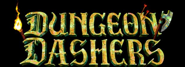 Dungeon Dashers - Logo