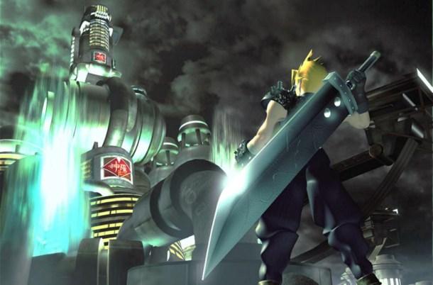 Final Fantasy VII | oprainfall