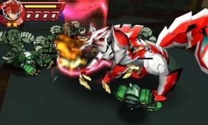 Gaist Crusher: Transformation Screen 004