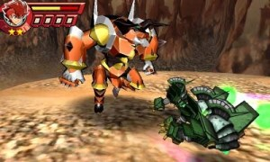 Gaist Crusher: Transformation Screen 008