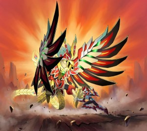 Gaist Crusher: Arc Phoenix