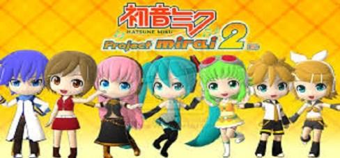 Hatsune Miku Project Mirai 2   Media Create