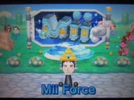 StreetPass Mii Plaza: Mii Force