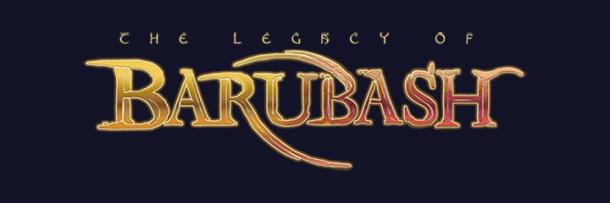 Legacy of Barubash - Logo