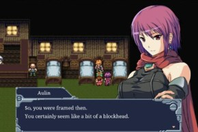 Machine Knight - Aulin