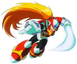 Zero Z-Saber attack | Mega Man X4