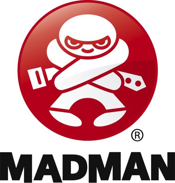 Publisher Madman - Logo