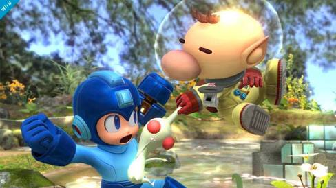 Super Smash Bros - Olimar