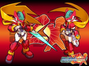Vent and Aile (Model ZX) | Mega Man ZX series
