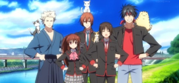 Little Busters! - oprainfall