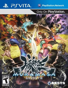 Muramasa Rebirth | Box Art