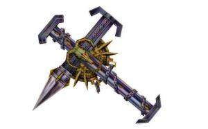 Napalm Death from Ragnarok Odyssey Ace - oprainfall