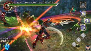 Sword Warrior from Ragnarok Odyssey Ace - oprainfall