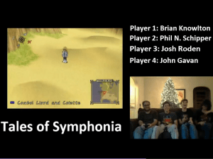 Tales of Symphonia Stream: Lost in the Desert