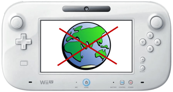 Wii U Region Locking
