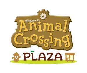 Animal Crossing Plaza: Logo
