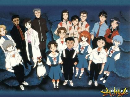Neon Genesis Evangelion | Cast of Characters