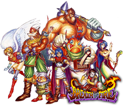 Breath of Fire | Nintendo Download