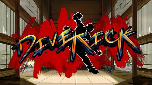 Dive Kick | Logo