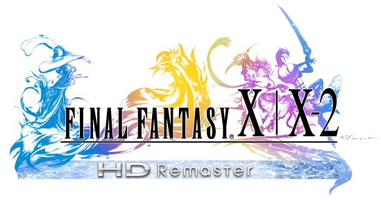 Final Fantasy X/X-2 HD Remaster logo