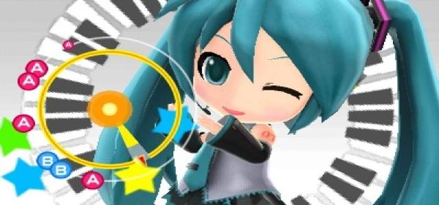 Hatsune Miku: Project Mirai 2 - oprainfall