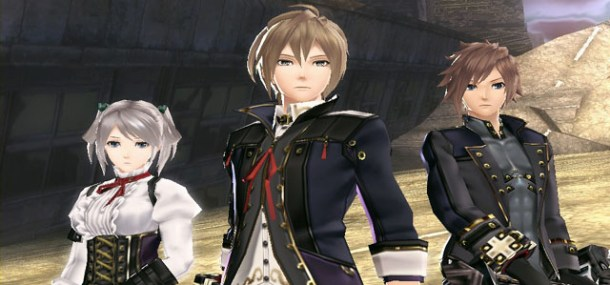 Idolm@ster Costume for God Eater 2