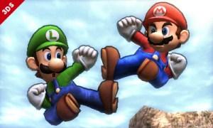 Nintendo Direct: Luigi Smash 4 004