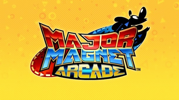 Major Magnet Arcade logo