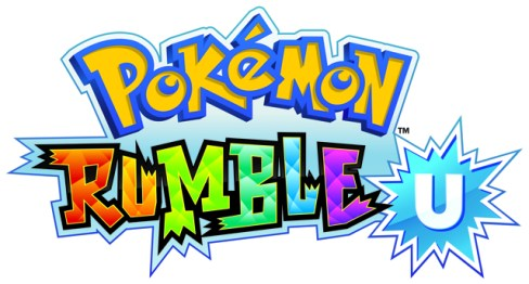 Nintendo Direct: Pokemon Rumble U Logo