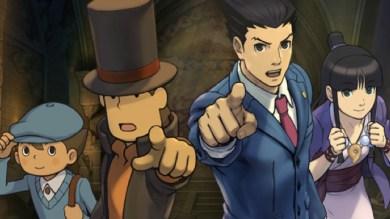 Nintendo Direct: Professor Layton vs. Ace Attorney