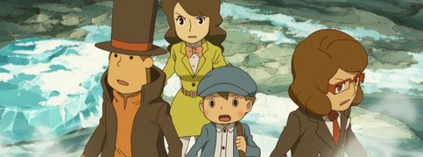 Nintendo Direct: Professor Layton and the Azran Legacy | oprainfall