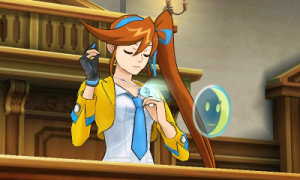 Phoenix Wright: Ace Attorney - Dual Destinies | Athena