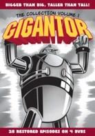 Publisher Nozomi Entertainment - Gigantor
