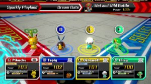 Pokemon Rumble U: Screen 002
