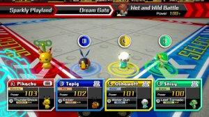 Pokemon Rumble U: Screen 002