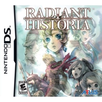 Radiant Historia original