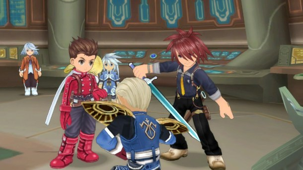 Tales of Symphonia Chronicles | Kratos's Costume