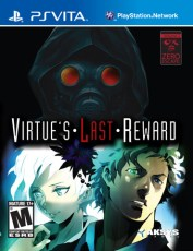 Zero Escape Virtue's Last Reward for PSVITA