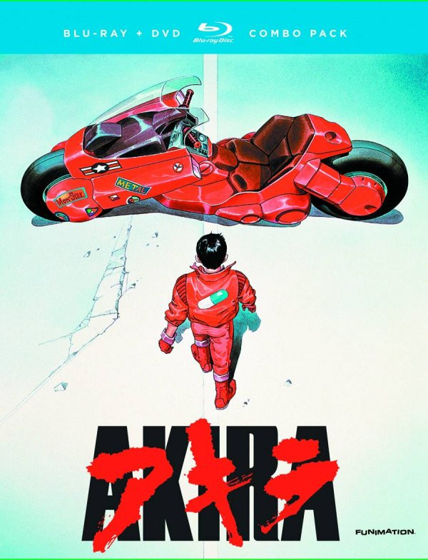 Funimation I Akira Blu-ray/DVD