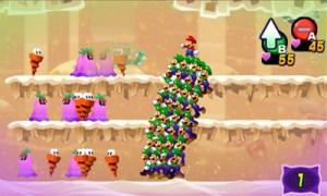 Mario & Luigi Dream Team - Tower of Luigis