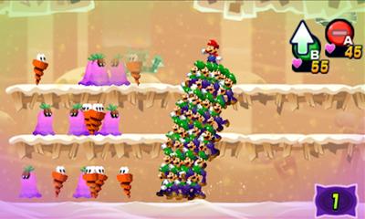 Mario & Luigi Dream Team - Tower of Luigis | Media Create