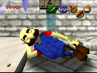 Nintendo Direct: Talon's a Lazy Guy