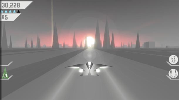 Race The Sun | Sunset