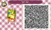 Nintendo Power Pattern