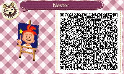 Nester, the classic mascot of Nintendo Power back in the day!